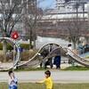 我が家恒例 都営まるごときっぷの旅:東大島(都立大島小松川公園)、砂町銀座、東中野、江古田
