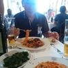 イタリア旅行  6日目(旅最後の晩餐!)