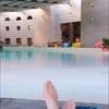 リゾナーレ八ヶ岳マタ二ティ旅行1日目(2)    波のプールからもくもく湯まで