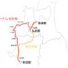 壺のあるファミリーレストラン(秋田県秋田市〜青森県弘前市)