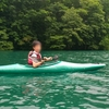 2017夏⑦青木湖でカヤック体験とSUP体験