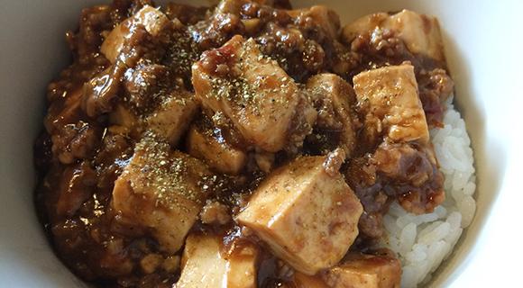 ウマい麻婆豆腐は豆板醤と山椒だけでいいじゃん【超シンプルレシピ】