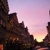 【HIS添乗員ツアー・フィンランド&ドイツ・16】ローテンブルクのクリスマスマーケット