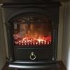 「購入レビュー」ニトリの暖炉型ファンヒーター買いました。