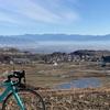 富士山と棚田と…青空を楽しむことのできる贅沢な場所。