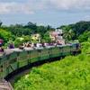 バングラデシュにて電車の屋根の上が快適すぎた【旅12日目】