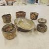 陶芸教室とイラスト