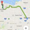 サンノゼから電車とバスでGoogle本社に初詣で!行きはヨイヨイ帰りは怖い