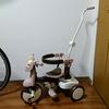 iimo tricycle 02 コンフォート・ブラウン 1040