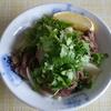 21冊目『ごはんですよ』より3回めはベトナム風サラダ麺