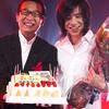 【エレカシ】さだまさし&宮本浩次がミュージックフェアで共演!「主人公」を歌う。誕生日ケーキも!