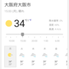 暑かった!!