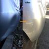 【朗報】車をぶつけても凹みが自然に直ることがある!!