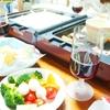 【家に人を呼ぶ】料理嫌いでも、気軽に人を招く私なりの方法。