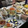 ユダヤ教の「仮庵の祭り」でユダヤ料理を頂いた