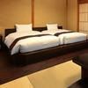 マットレスを和室に置いて和モダンなベッドルームにしてみたところ・・・