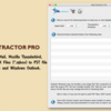Converting MBOX to PST Made Easier 'Mail Extractor Pro'