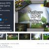 【無料化アセット】UnityでRPGを作ろう!公式セール登場経験のあるFPS視点のRPG開発キットが無料化。プレイヤー作成、平面キャラ、アクションバトル、インベントリ、NPCとの会話、クエストなど搭載「First Person RPG Complete Game System」