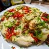 【レシピ】フライパンで簡単♬鶏むね肉のピザ風♬