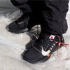 "【7月29日(日)12:00~7月31日(火)12:00】UNDEFEATED WEB抽選 ""OFF-WHITE×NIKE AIR PRESTO/BLACK"" AA3830-002"