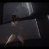 光と女性が踊る美しい映像作品「laser」
