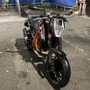 カーピカランド たまプラーザでバイク洗車