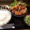 食堂スワロウ とりの味噌焼き定食