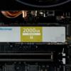 シーケンシャルが7GB/sくらいまで上がるPCIe 4.0 M.2 SSD「NEM-H」 ~ ソニー傘下のNextorageから・同社初の消費者向け製品