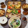 楽しいワンタンづくりとおうち夜ご飯の記録/My Homemade Dinner/อาหารมื้อดึก