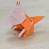折り紙 カラカラ