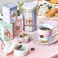ディズニーストアとルピシアのコラボ!プリンセスをイメージした紅茶でティータイムはいかが?