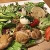 ヘルシーながら栄養・ボリューム抜群のオススメメニューのガレット:むさしの森珈琲(東京都杉並区)