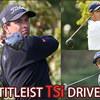 新タイトリストTSIドライバー、新タイトリスト コンセプトアイアン スコッティキャメロンそしてボーケイデザイン 今日も ゴルファーを支えています。
