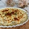 【レシピ】ケト食『おからパウダー入り豆乳グラタン』