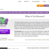 Tor Browserのインストール