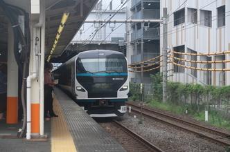 【E257系】特急踊り子7号乗車記(小田原11:02→伊豆急下田12:41)