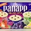 パナップ 3種のフルーツパフェ