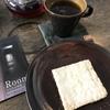美味しい紅茶とお菓子と編み物、kupuにて