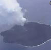 小笠原諸島・西之島で新たな火口から断続的噴火を確認!再び火山活動が活発化か!?