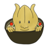 参鶏湯(サムゲタン) のイラスト