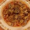季節限定サイゼリヤ唯一のレアパスタ「スープ入りトマト味ボンゴレ」!
