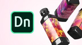 新3Dツール Adobe Dimension はバナーなどのビジュアル作成でも役立つ予感