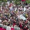 ムン大統領支持の反日デモが1万人、ムン大統領弾劾のデモ参加者が10万人以上!? おい、こら。そんなフェイクニュースを流すんじゃない!!