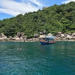 タオ島 ワンデー5ポイント ボートツアーに参加!!