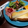 【京都】パフェのお店「からふね屋珈琲店」でモーニング