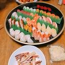 どんな時だってお寿司が食べたくなる