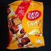 キットカット スナックス チーズソイ&塩アーモンド!コンビニで買える、おつまみになるチョコ菓子
