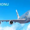 【ANA】11月15日開催 エアバスA380 FLYING HONUチャーターフライト 応募受付開始
