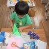 1年生:七夕飾りを作ろう