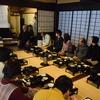 江戸時代・銀山街道での再現料理
